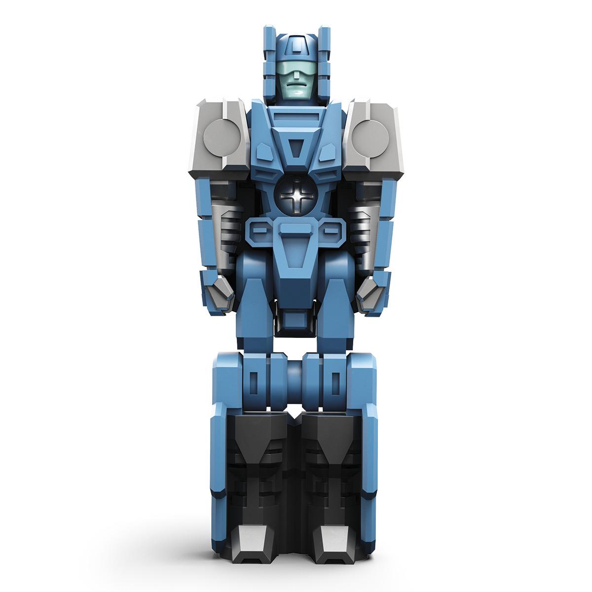Blurr Minifig Robot