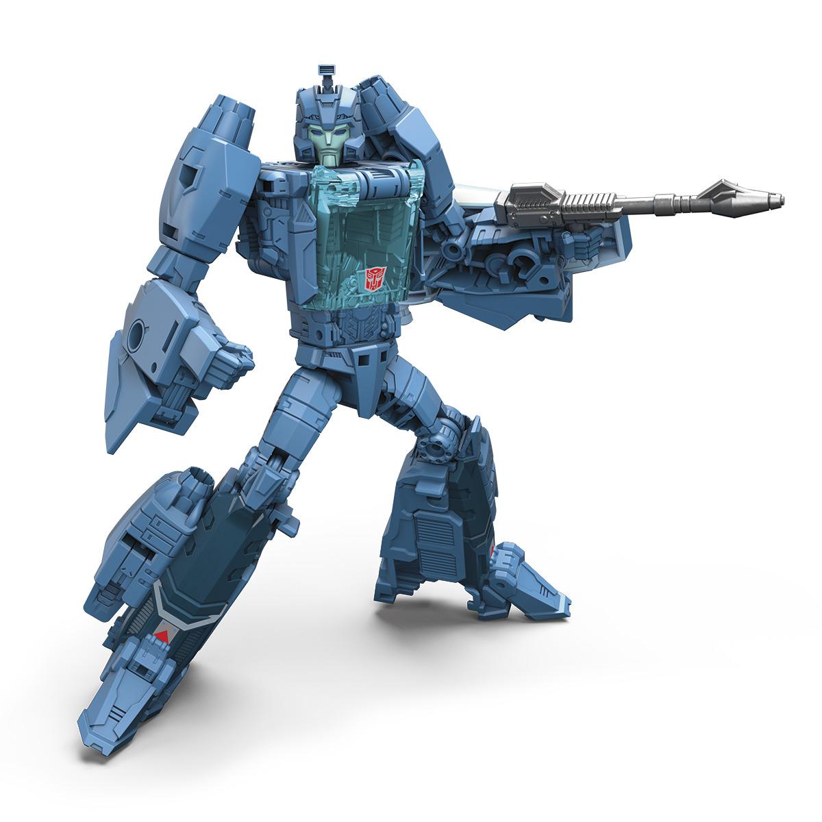 Blurr Robot