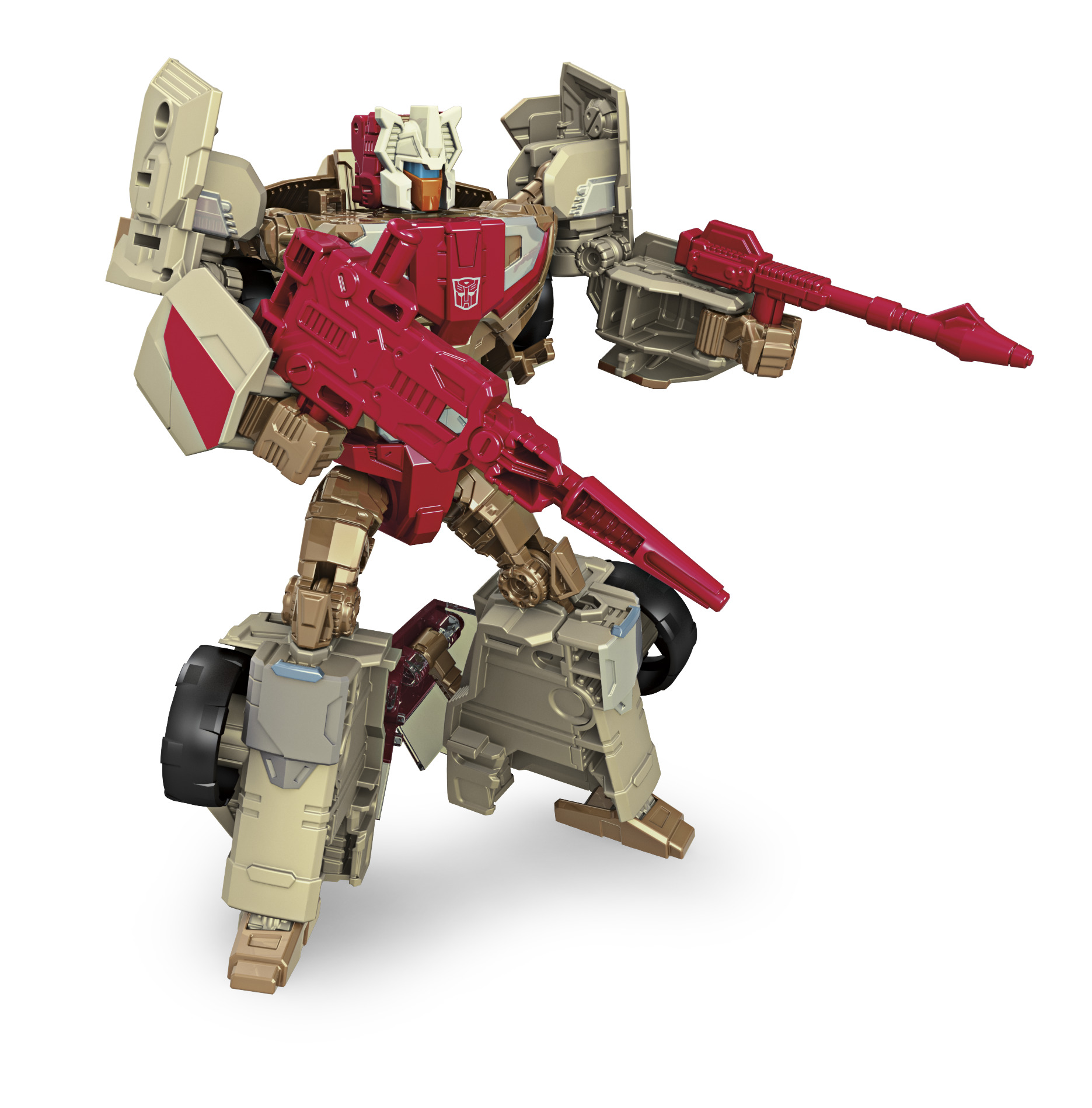 Chromedome Robot