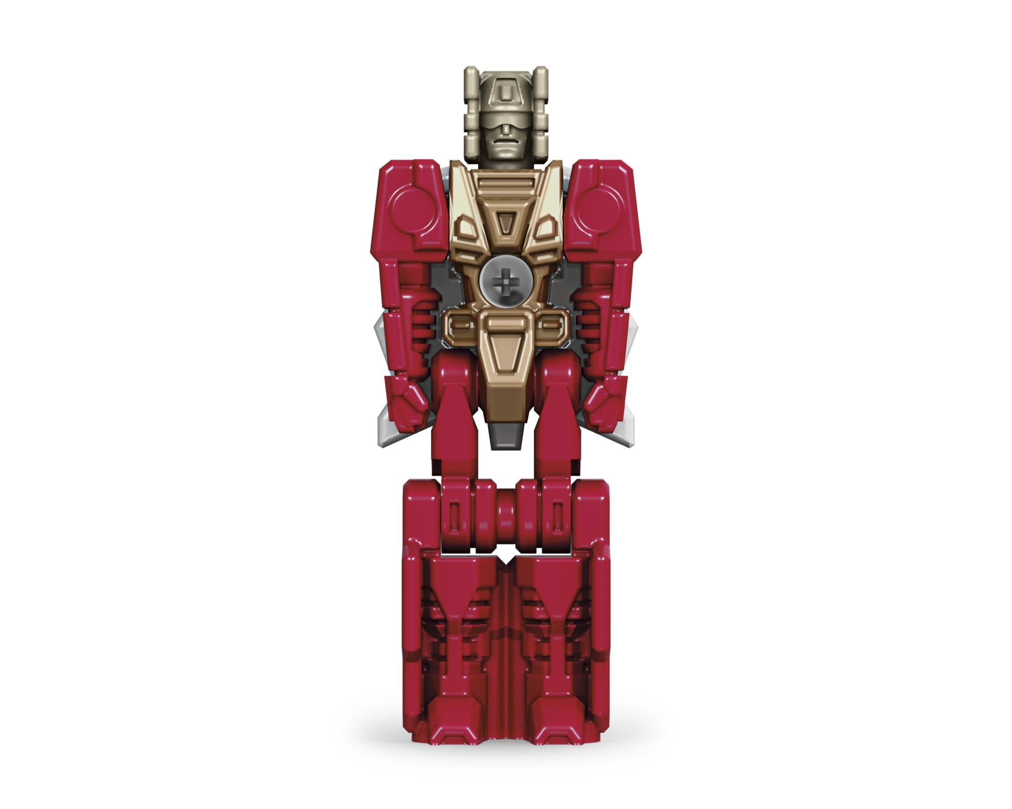 Chromedome Stylor Bot
