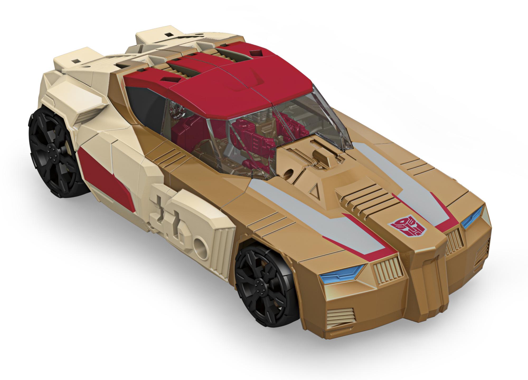 Chromedome Vehicle