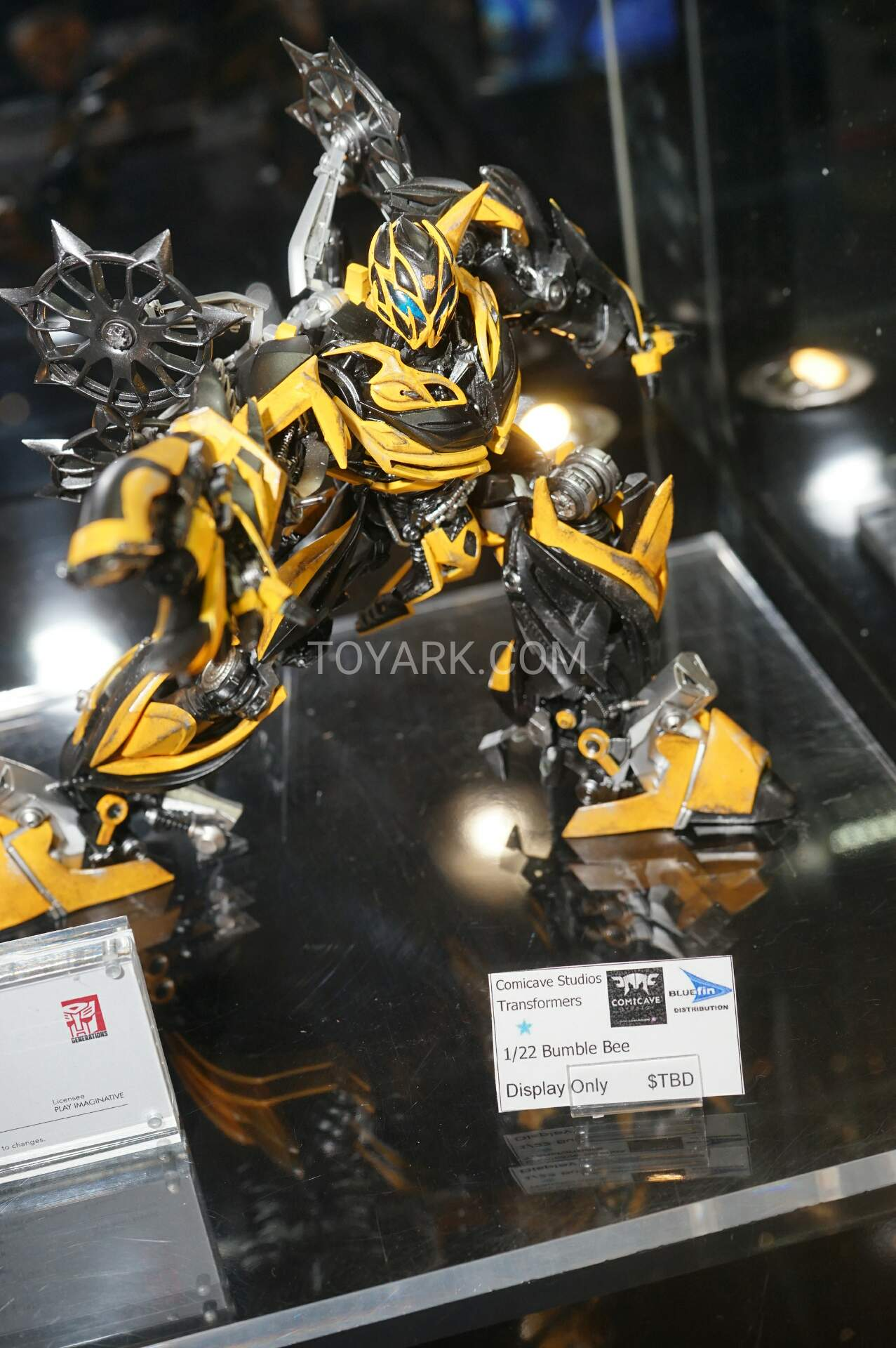 Toy Fair 2016 - Comicave Transformers Age of Extinction ...
