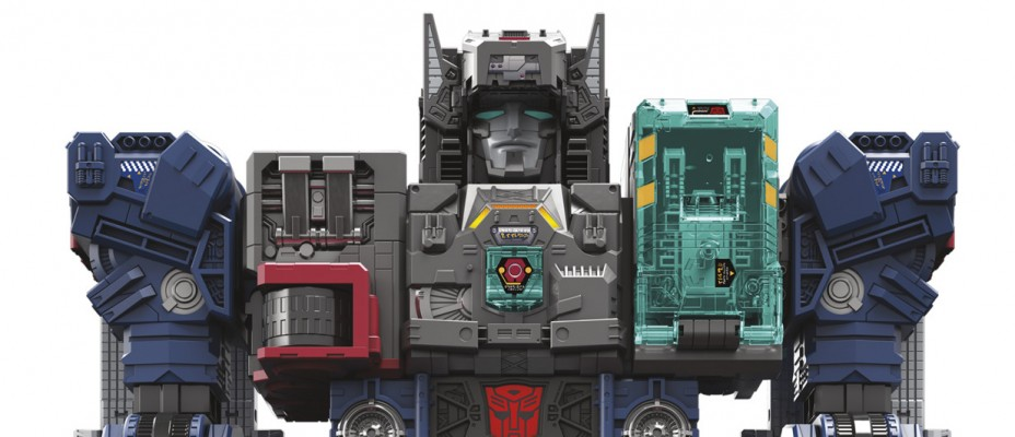 Titans Return Fortress Maximus Official Images