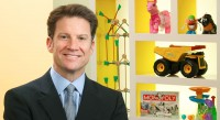 Hasbro CEO Brian Goldner Toy Fair Transformers
