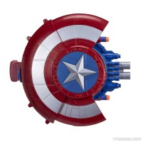 MARVELS CAPTAIN AMERICA CIVIL WAR CAPTAIN AMERICA BLASTER REVEAL SHIELD