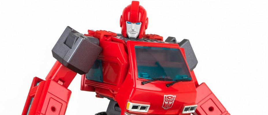 MP-27 Masterpiece Ironhide In-Hand Gallery