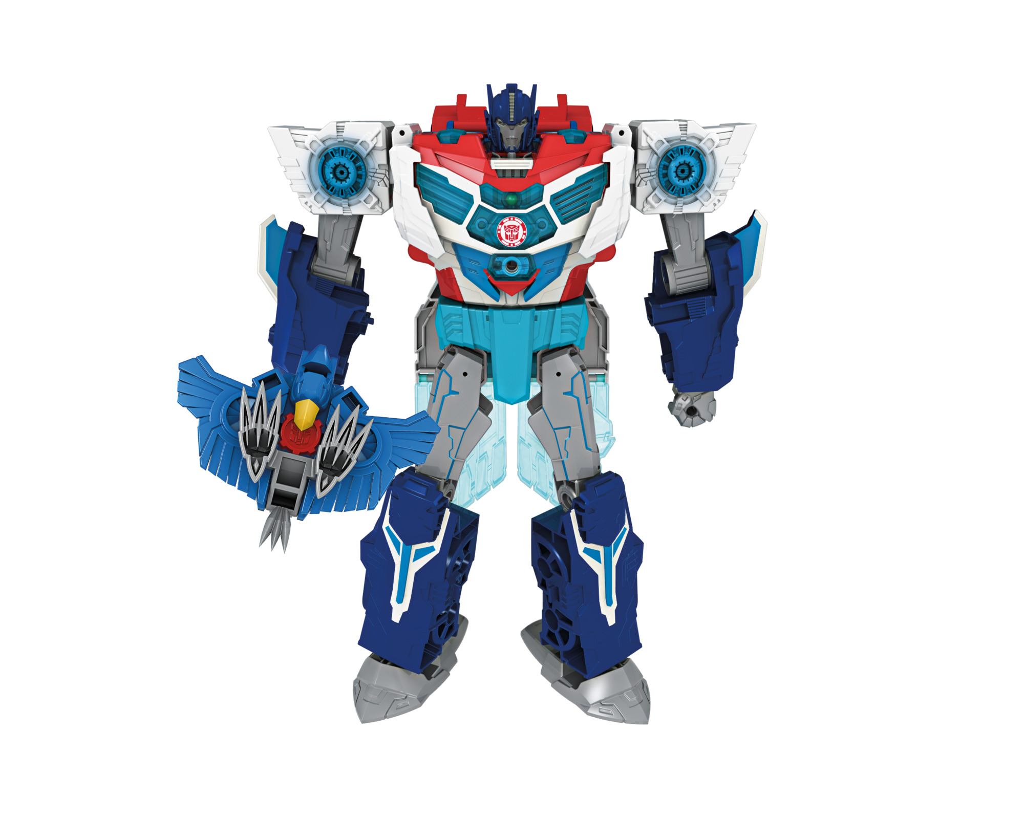Power Surge Optimus Prime 3