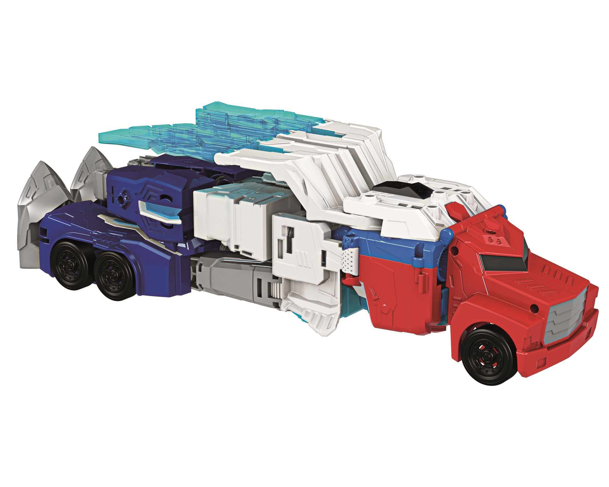 Power Surge Optimus Prime 4