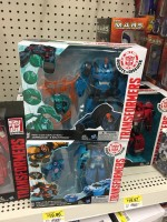 Robots in Disguise Deployers Wave 2 Released in the US