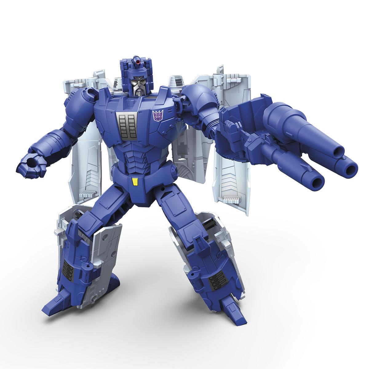 Scourge Robot