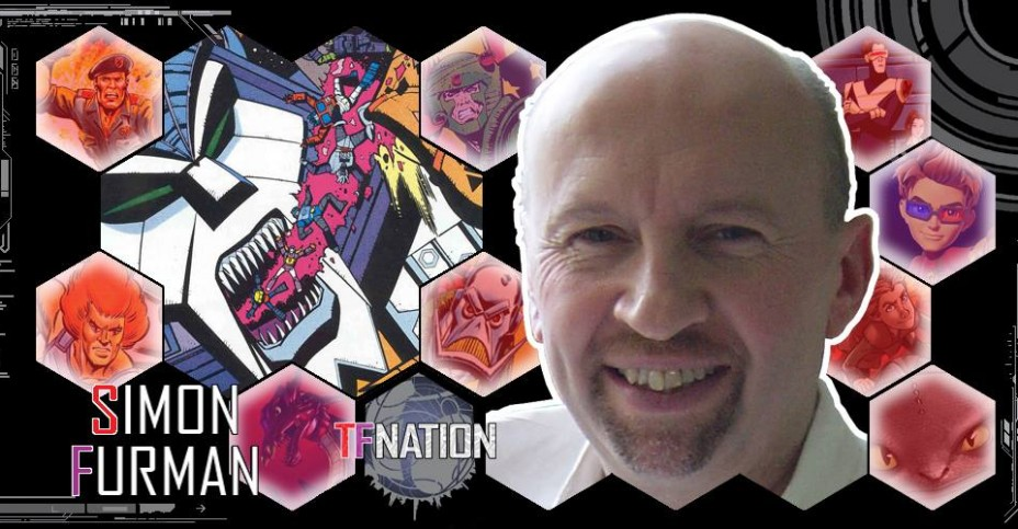 Simon Furman to attend TFNation 2016