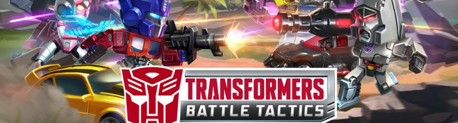 Transformers Battle Tactics Sunset DeNA