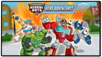 Transformers Rescue Bots Hero Adventures