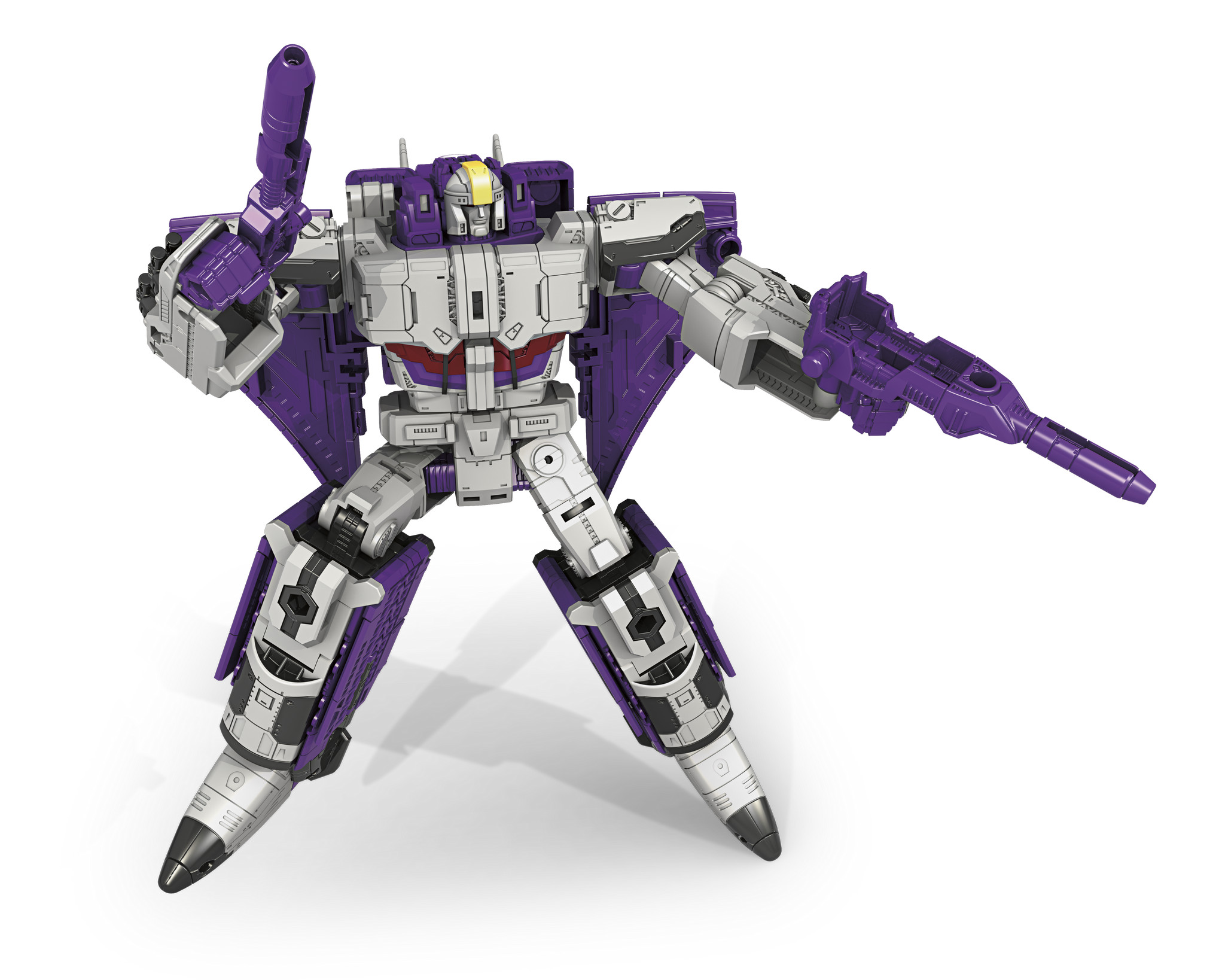 Astrotrain Bot Mode