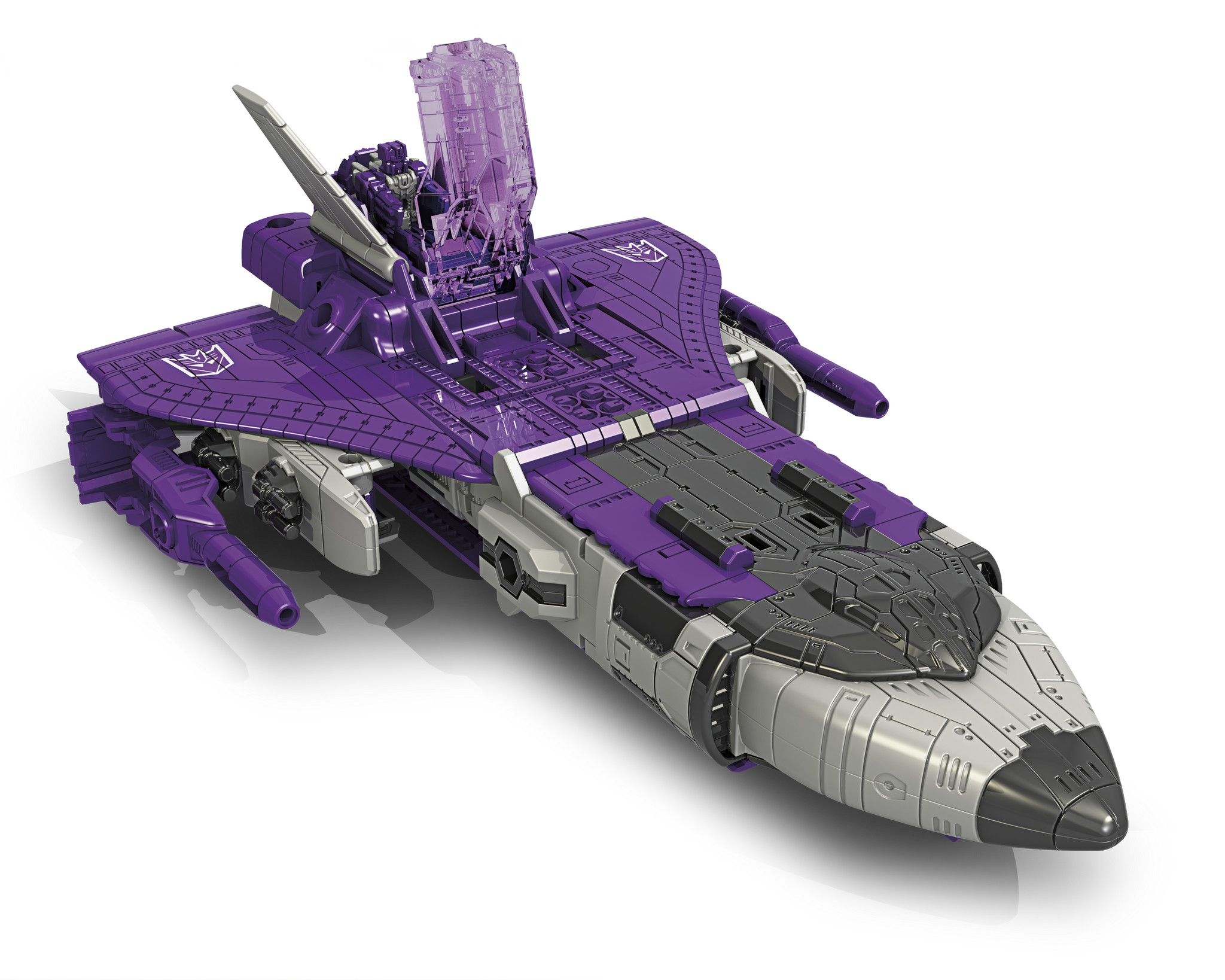 Astrotrain Spaceship Mode