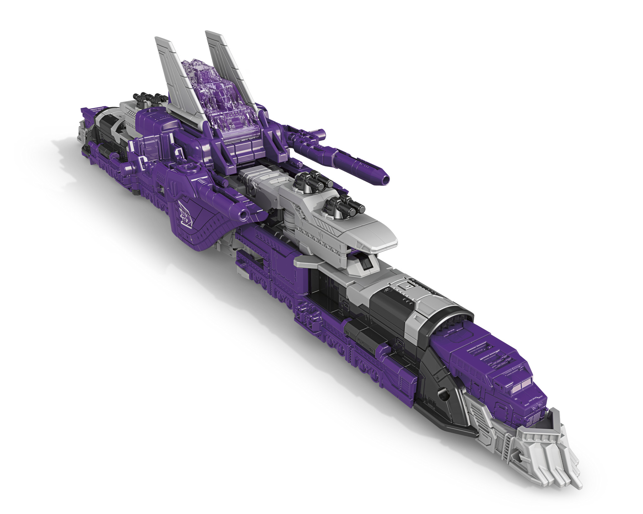 Astrotrain Train Mode
