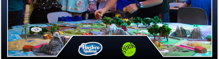 Hasbro Transformers SXSW 2016 Tabletop Game