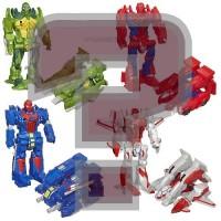 Transformers Flip Racers