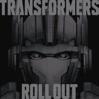 Transformers Roll Out Cover