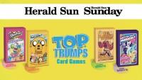 Transformers Top Trumps Australia Herald Sun