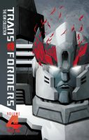 IDW Collection Phase 2 Volume 4 Cover