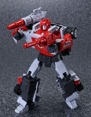 Takara Tomy Transformers Master Piece Mp 14 Red Alert Animation