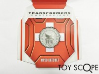 Masterpiece Ratchet Collector Coin 02