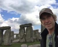Michael Bay Transformers 5 UK Stonehenge