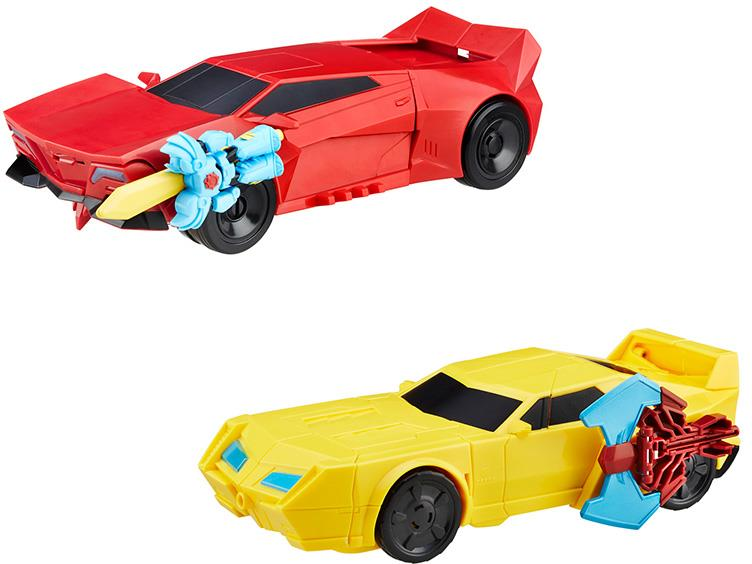 transformers robots in disguise bumblebee vehicle