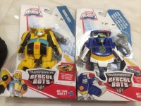 Rescue Bots Energise Redecos