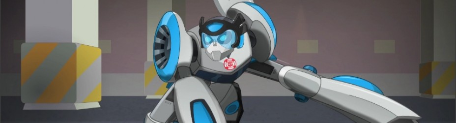 TFW2005 Transformers Rescue Bots Quick Shadow Alex Kingston