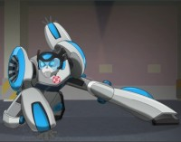 TFW2005 Transformers Rescue Bots Season 4 Quick Shadow Alex Kingston Chickadee Kristen Schaal