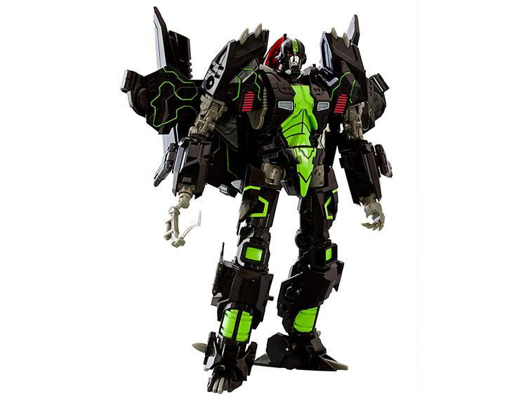 [Mastermind Creations] Produit Tiers - R-15 Jaegertron - aka Lockdown des BD IDW Jaeger2