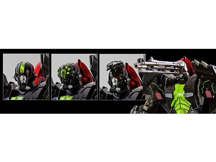 [Mastermind Creations] Produit Tiers - R-15 Jaegertron - aka Lockdown des BD IDW Jaeger4