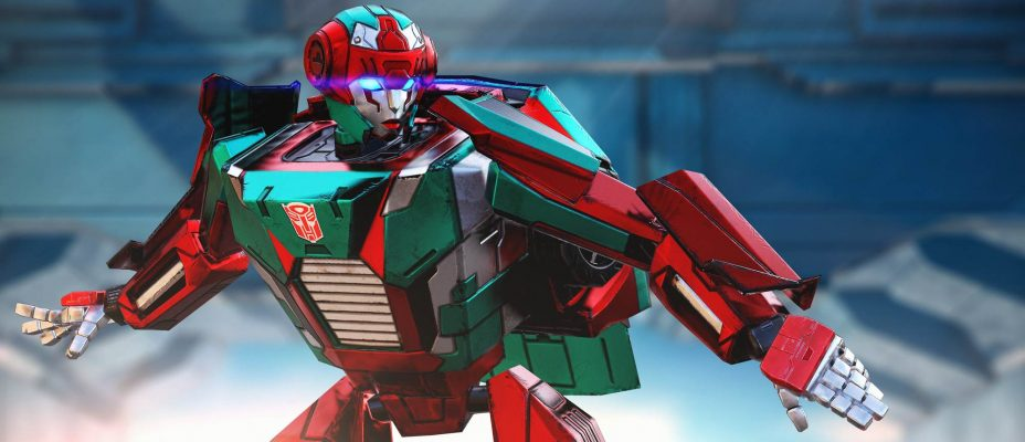 Jumpstream - Transformers Earth Wars First Look