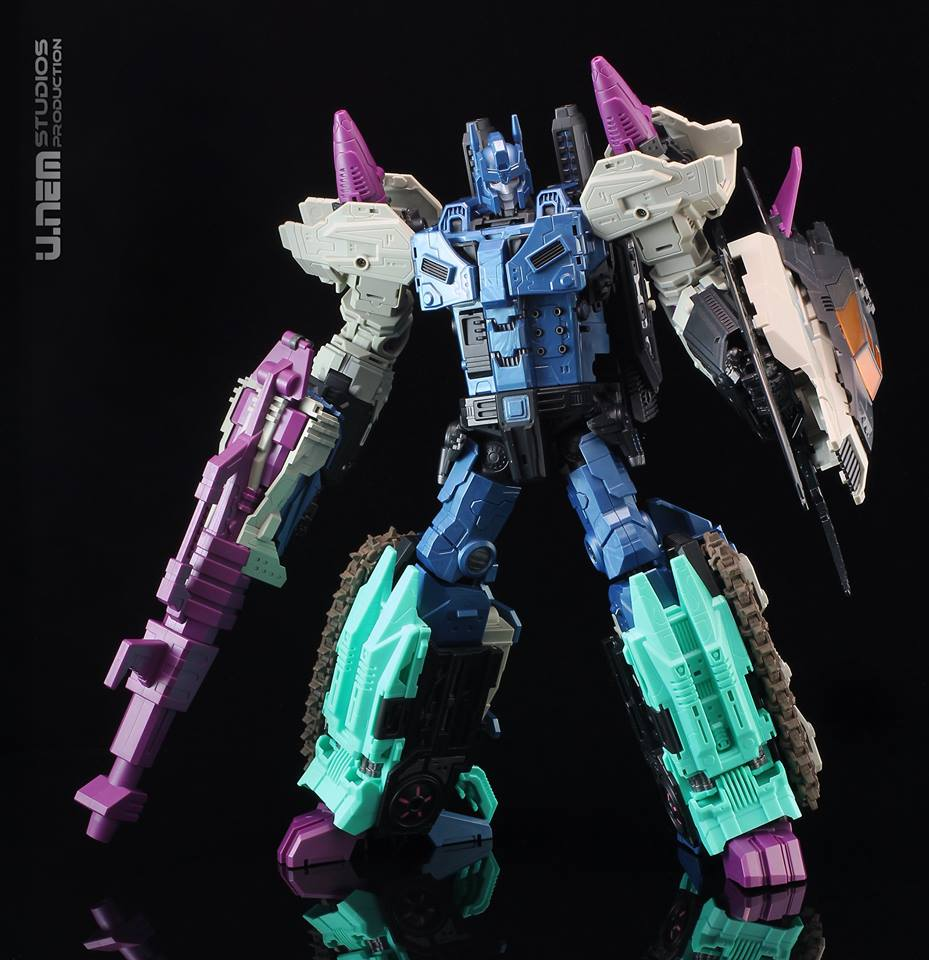 Mastermind Creations Carnifex Preorders Transformers