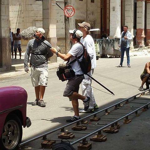 Michael Bay Transformers 5 The Last Knight Havana Cuba 3