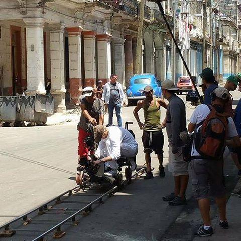 Michael Bay Transformers 5 The Last Knight Havana Cuba 4