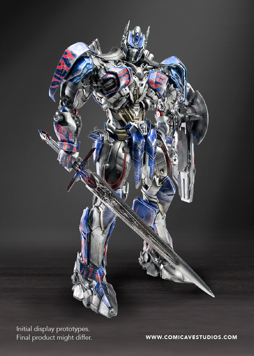 Figurines des Films Transformers ― Par 3A, Comicave Studios, etc OP_1