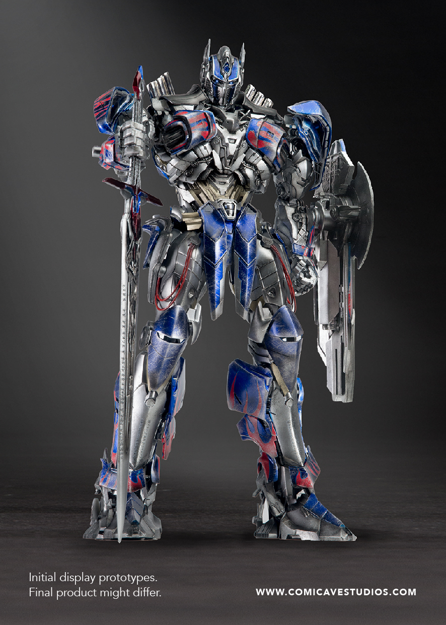 Figurines des Films Transformers ― Par 3A, Comicave Studios, etc OP_2