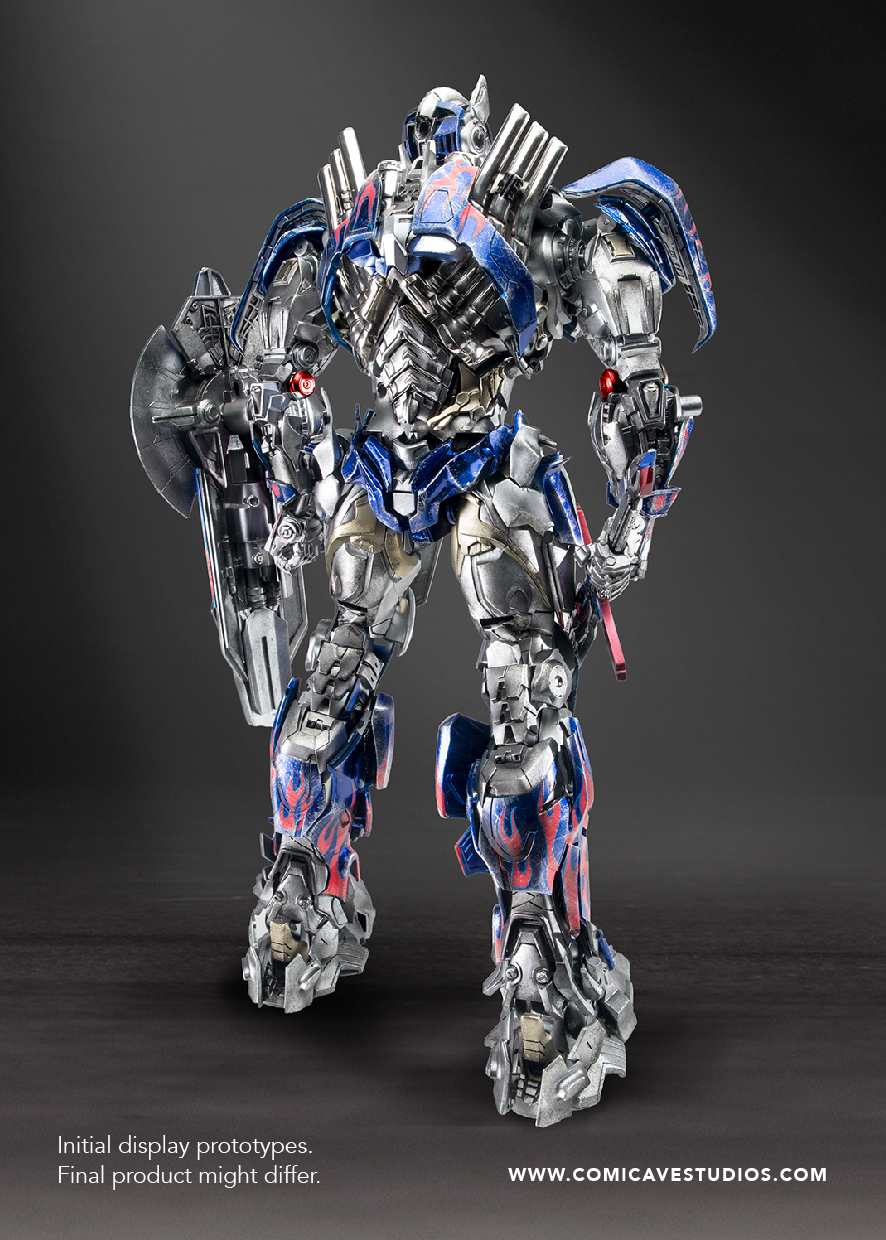 Figurines des Films Transformers ― Par 3A, Comicave Studios, etc OP_3