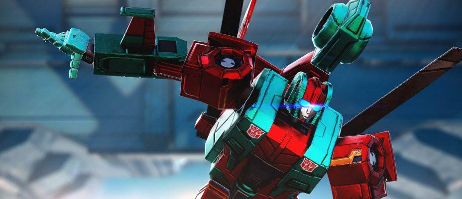 Stormclash - Transformers Earth Wars Closer Look