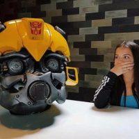 Transformers 5 The Last Knight Isabela Moner Jerrod Carmichael Jean Dujardin Stephen Merchant Allen Phoenix Michael Bay