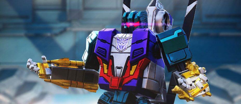 Vortex - Transformers Earth Wars Closer Look