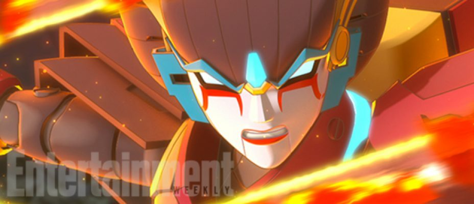 First Photos From Machinima Combiner Wars Cartoon & New Details