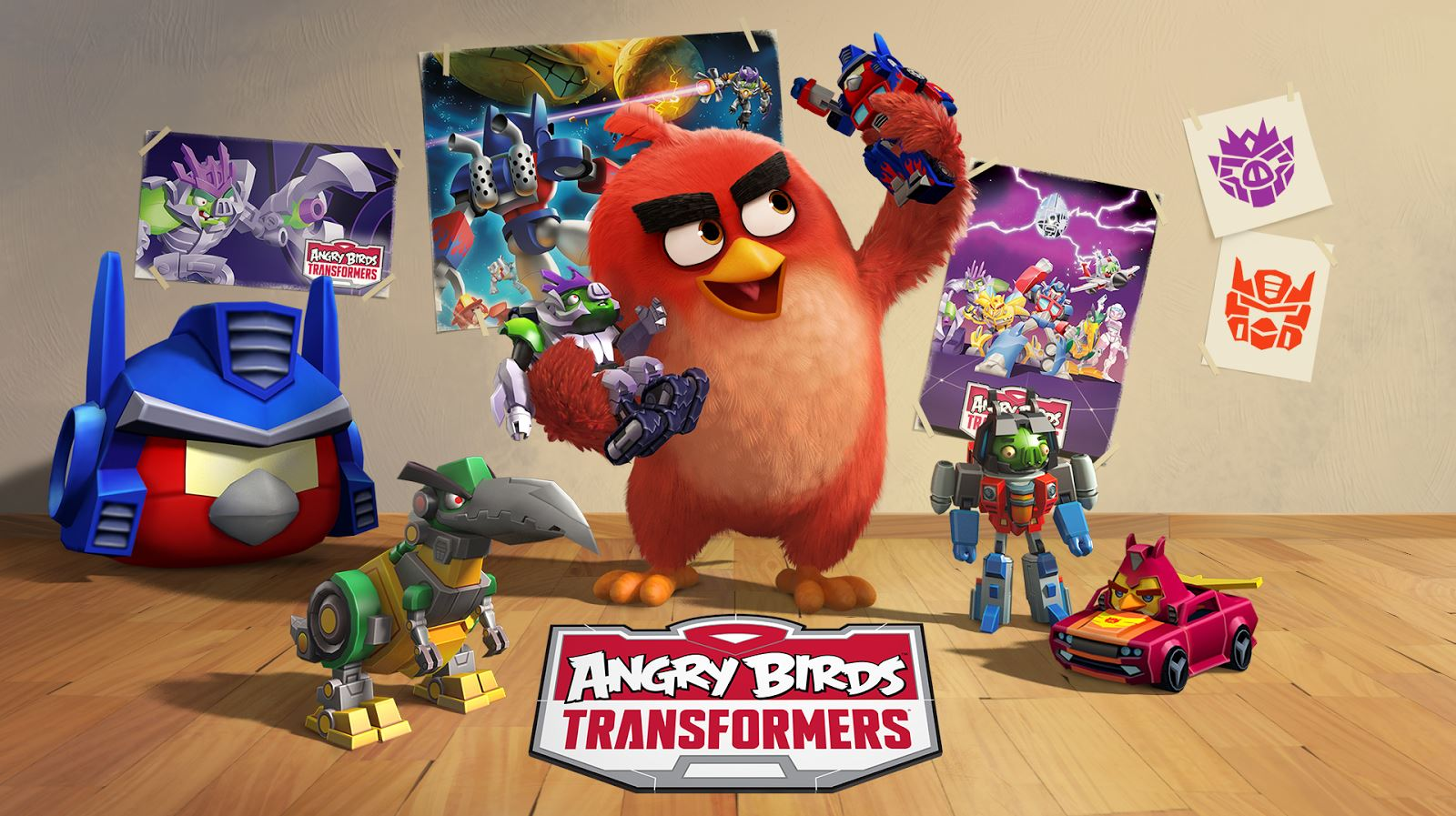 Angry Birds: Transformers Version 1.16.0 Update Now ...