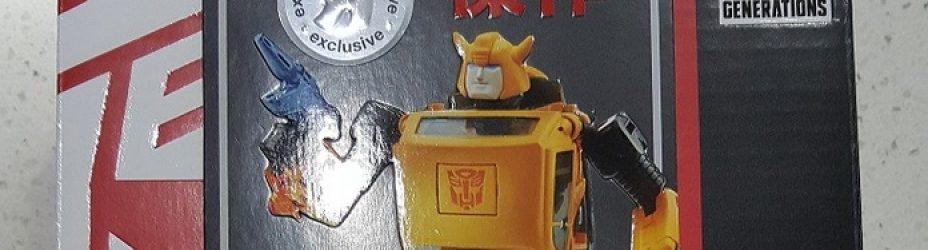 Hasbro MP Bee