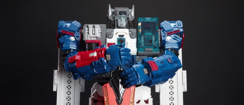 SDCC Exclusive Fortress Maximus Revealed