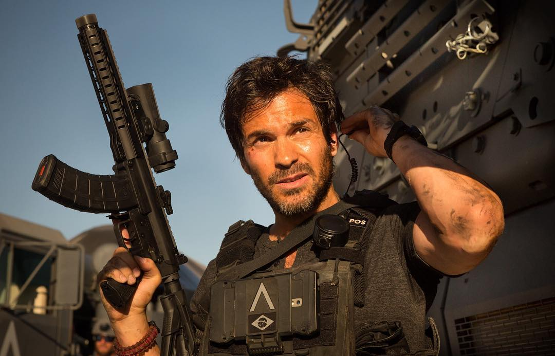Santiago Cabrera Joins Transformers 5 The Last Knight