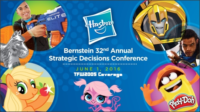 TFW2005 Coverage Hasbro Conference